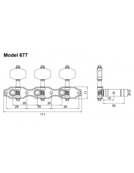 Headmachine Perona 677BB