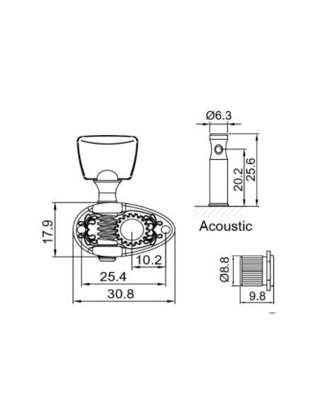 Headmachine Perona 92B