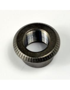 Socket-end cap Cosmo black