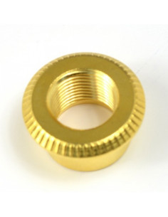 Socket-end cap GOLD