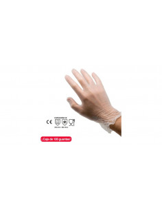 RUBBEREX VINIL Gloves (100 units)