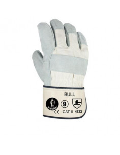 Split Leather 10 JOMIBA BULL Gloves