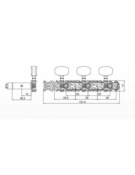 Ping well head machine RM-1254-G