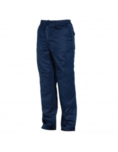 Daily Navy Blue Trousers