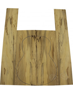 Juego Arce Spalted nº52
