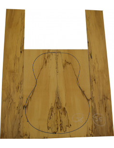 Juego Arce Spalted nº56