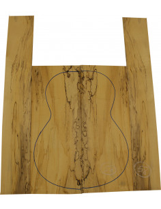 Juego Arce Spalted nº58