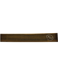 Bocote Fingerboard No. 226 for Electric Guitar