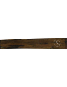 Exotic Ebony Fingerboard No. 244 for Electric Bass