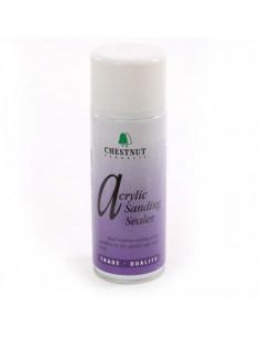 Chestnut Acrylic Sanding Sealer Aerosol (400ml)