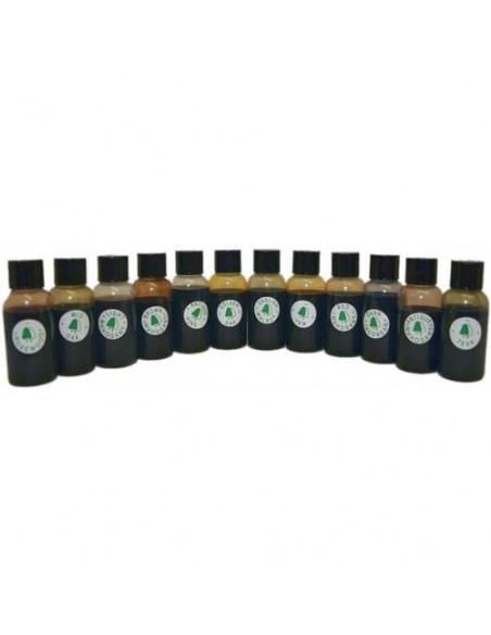 Spirit Stain Kit (Wood Colours)