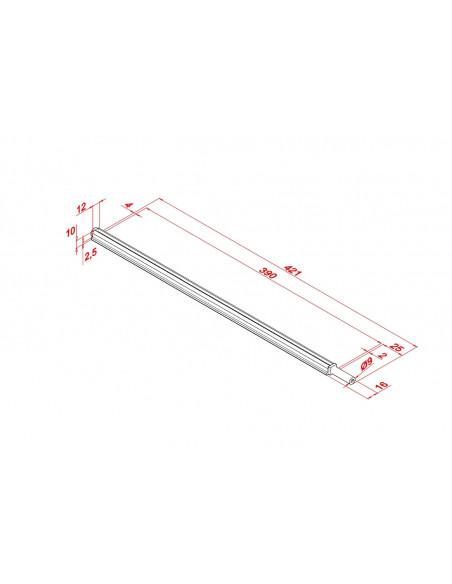 TFC 600 Neck Truss Rod