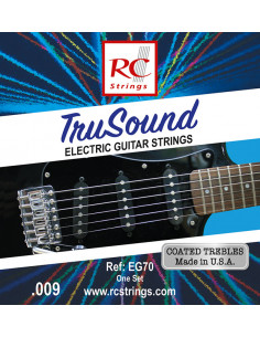 Juego Cuerdas G.Eléctrica Tru Sound