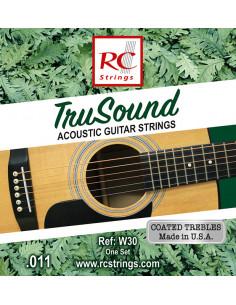 Juego Cuerdas G.Acústica Tru Sound