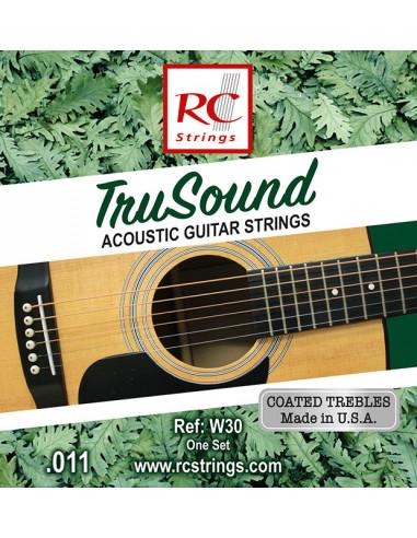 Acoustic G. Tru Sound Strings Set