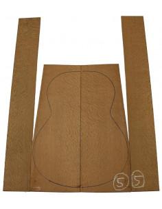 Brazilian Lacewood Set No. 5 for Classic