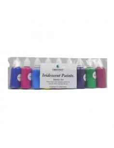 Iridescent Paint Starter Set Chestnut