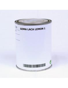 Goma Laca Limón 1 (250g)