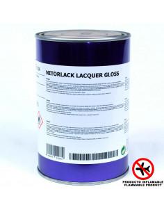 NITORLACK Gloss Lacquer (1l)