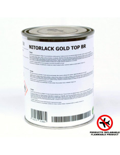 NITORLACK Gold Top BR (500ml)