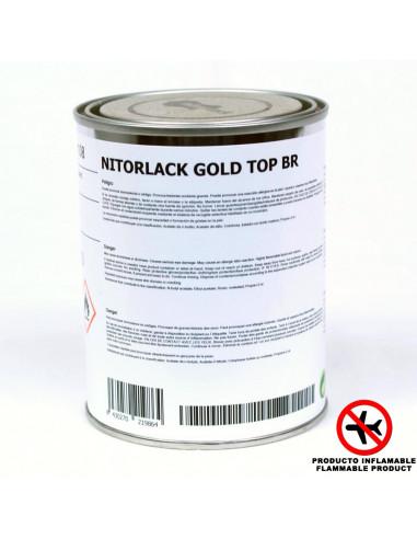 NITORLACK Gold Top BR (500ml)
