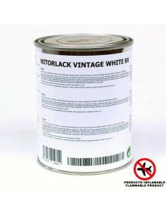 NITORLACK Vintage White BR (500ml)