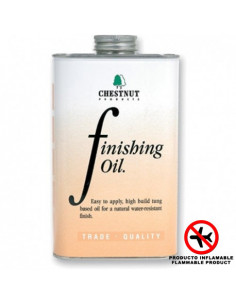 Finishing Oil Chestnut (500ml)