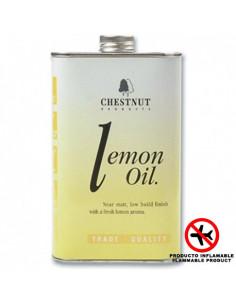 Aceite al limón Chestnut (500 ml)