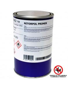 NITORPOL Primer (1l) + 144 PU Hardener (2x0,25l)