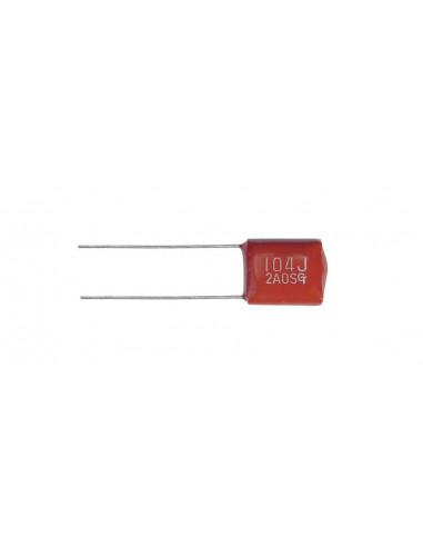 Condensador 0,100 µF