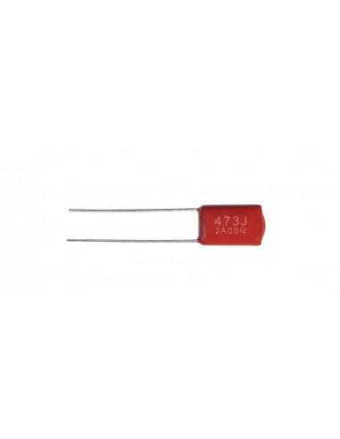 Condensador 0,047 µF