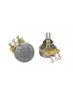 Potenciómetro de audio CTS USA 500 K casquillo estándar