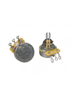 CTS U.S.A. standard bushing 250 K audio potentiometer