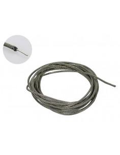 Cable con trenzado de algodón encerado cubierto de 10 pies