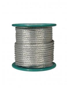 Cable 15 m trenzado protegido