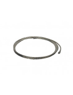 Braided 1 m shield wire