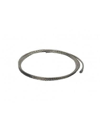 Braided 1 m shield wire