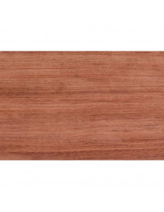 Bubinga wood for lathe