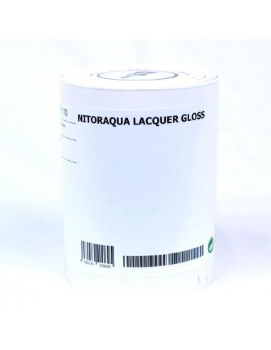 NITORAQUA Gloss Lacquer (1l)