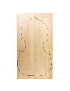A European Spruce Cello Tops