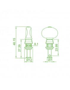 Ukelele Headmachine Ping Well® RM-1789G