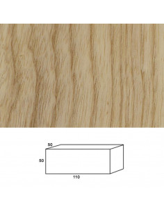Ash wood for lathe