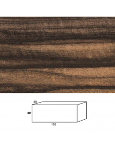 Exotic Ebony wood for lathe