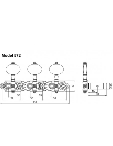 Perona Headmachine 572