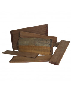 Sapele Leftovers