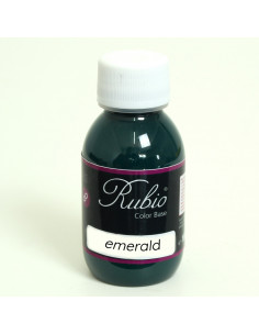 Emerald Color Natural Oil Base