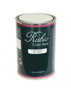 Base Aceite Natural Color Marrón Canela