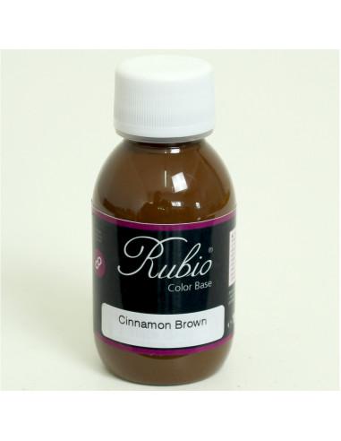 Cinnamon Brown Color Natural Oil Base