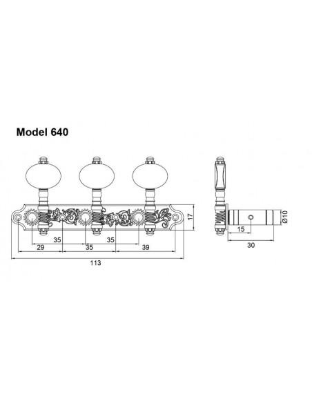Perona Tuner 640B