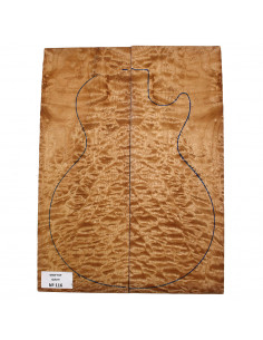 Master Quilted Maple Drop Top Nº 116